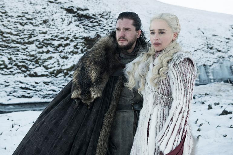 Jon Snow & Khaleesi