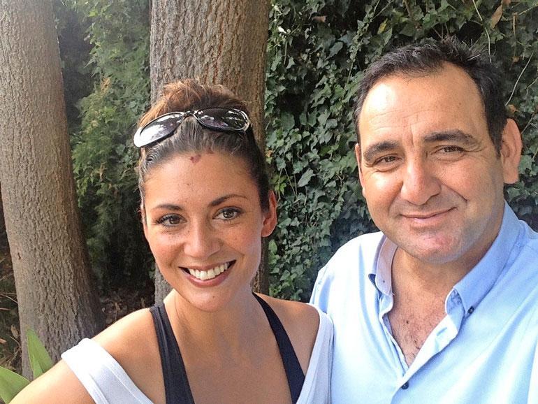 Jasmin erosi Australiassa asuvasta Richard-rakkaastaan vain alle kahden vuoden seurustelun jälkeen vuonna 2017.