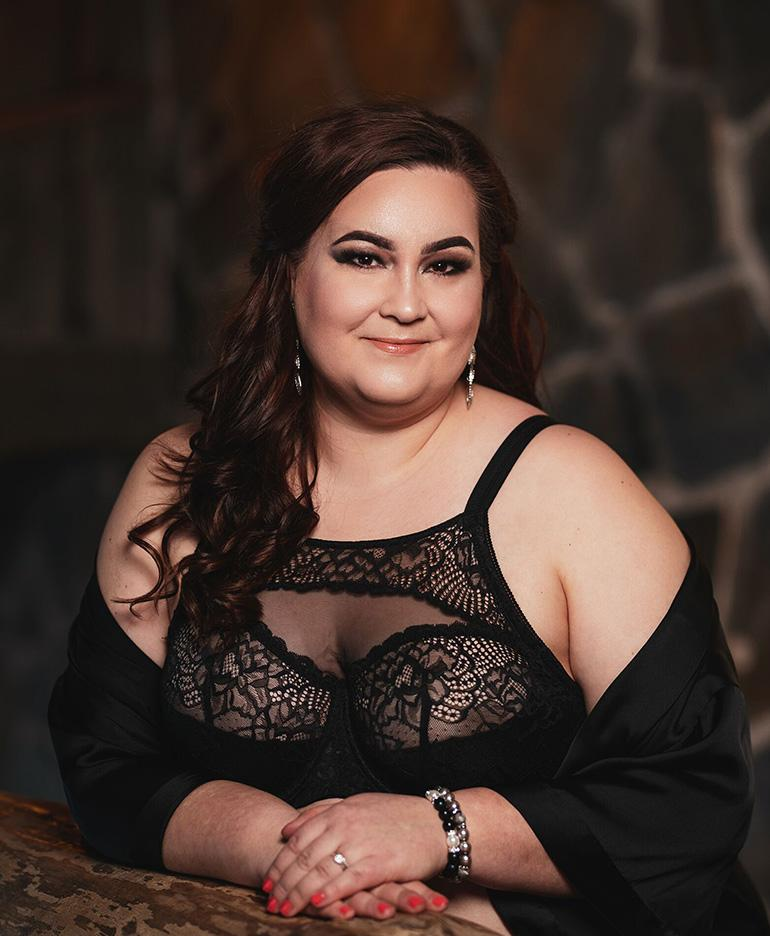 Laura Heinovaara, Miss Plus Size 2019.
