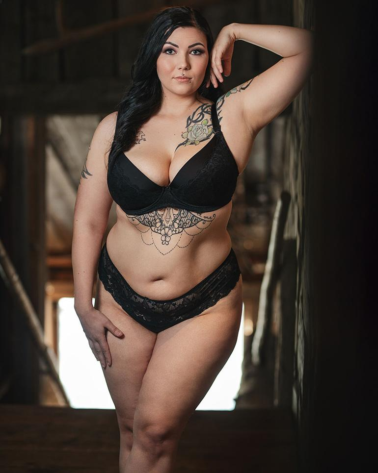 Eveliina Heiskanen, Miss Plus Size 2019.