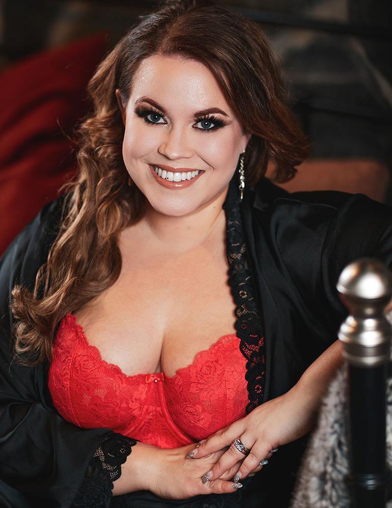 Tuulia Kovanen, Miss Plus Size 2019.