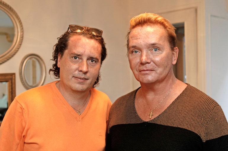 Mikko erosi neljä vuotta sitten 17 vuoden parisuhteesta Markus Ahoon. Ero oli näyttelijälle rankka.