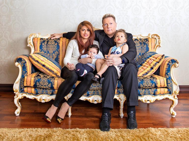 Vesa Keskinen vietti Jane-vaimonsa ja lastensa kanssa Brasiliassa kuukauden joulun alla. – Meillä ei ole suunnitelmissa muuttaa sinne pidemäksi aikaa, sillä työni ovat vahvasti Suomessa.