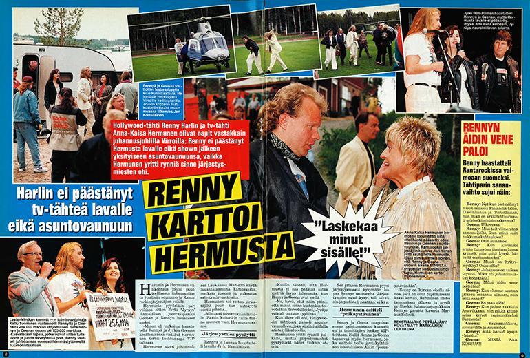 Renny-festarit