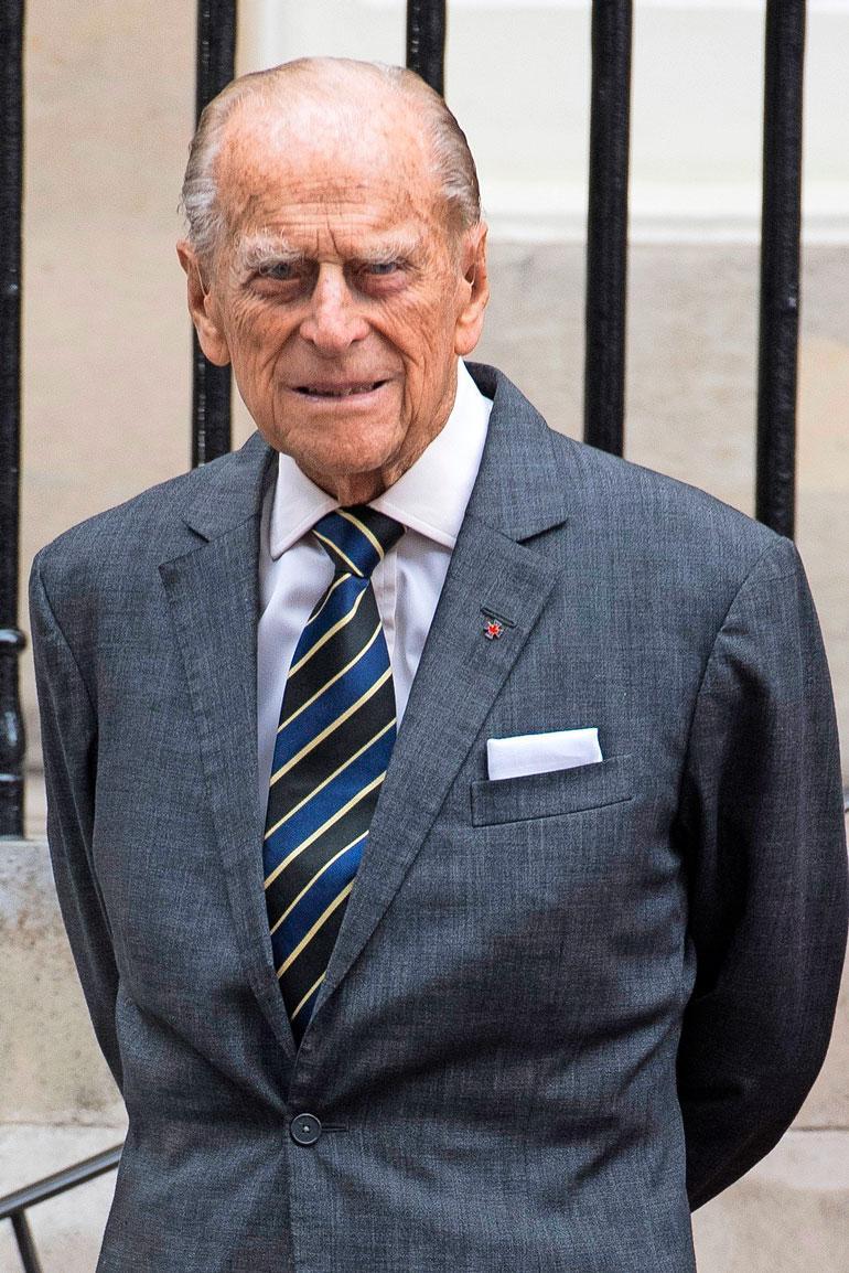 Philipiä, 97, on tituleerattu Sarahin arkkiviholliseksi.
