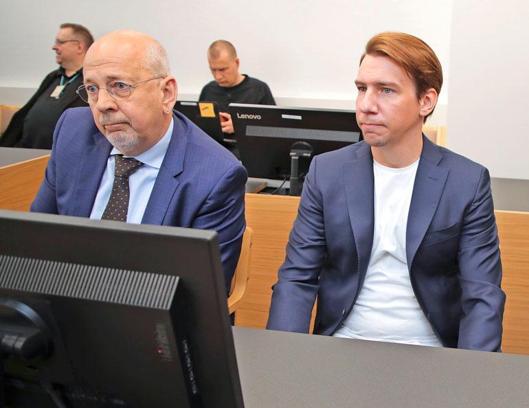Oikeudenkäynti alkoi Kanta-Hämeen käräjäoikeudessa viime viikon perjantaina.