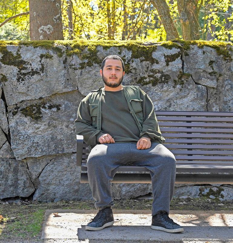 Anterin mukaan häntä on väitetty Mossadin agentiksi ja venäläisten trolliksi. – Rami Adhamin myötä en ole suosiossa sunni-piireissä ja al-Taeen myötä en myöskään shiia-porukoissa.