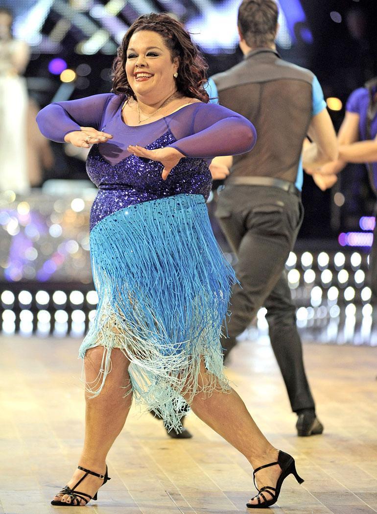 Lisalle jäi Tanssii tähtien kanssa -kaudesta jäljelle himo treenaamiseen. – Joogaan päivittäin ja käyn zumbatunneilla vähintään kolme kertaa viikossa.