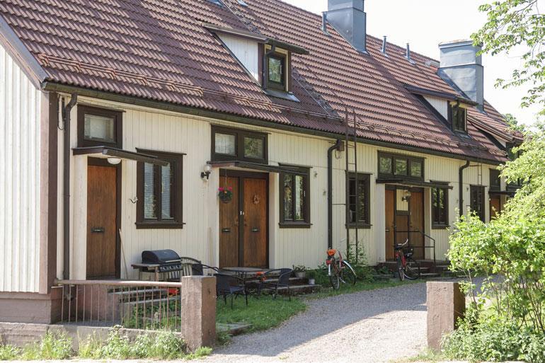 Li Anderssonin koti.