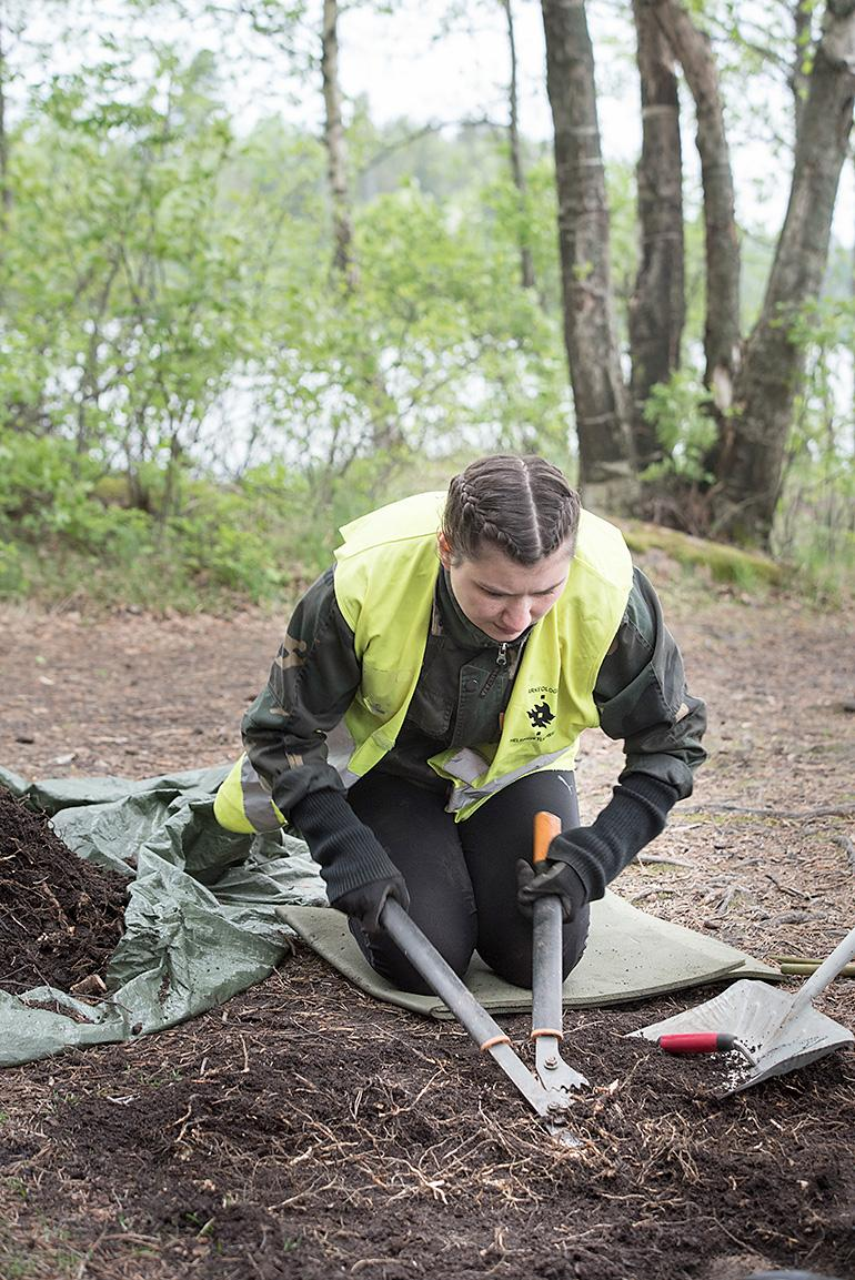 Toukokuussa Bodominjärven murhapaikalla tehtiin kaivauksia.