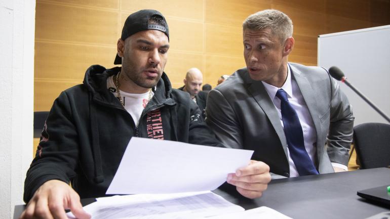 Mike Solider oikeudessa