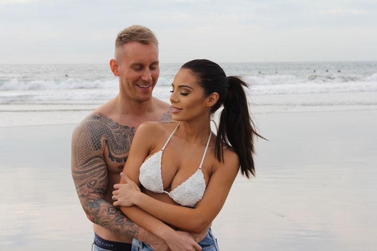 Sofia ja Niko erosivat vuonna 2017.