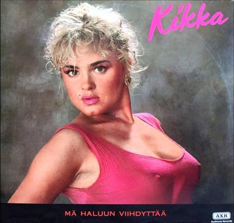 Mä haluun viih dyttää -musiikkivideo sementoi Ilen mukaan Kikan roolin eroottisena ylipapittarena ja uutena, rohkeana naisartistina Suomessa. Videolla Kikan pinkeä toppi paljasti rinnan, ja kohu oli valtava.