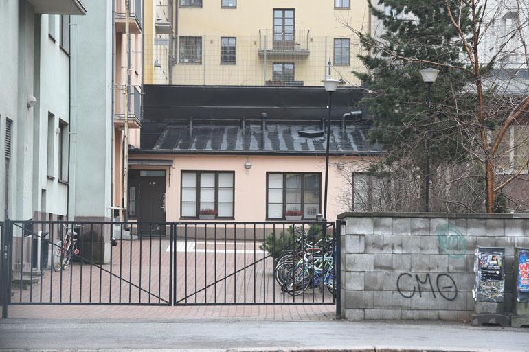 Helsingin keskustan tuntumassa sijaitsevassa kodissa on yli 80 neliötä.