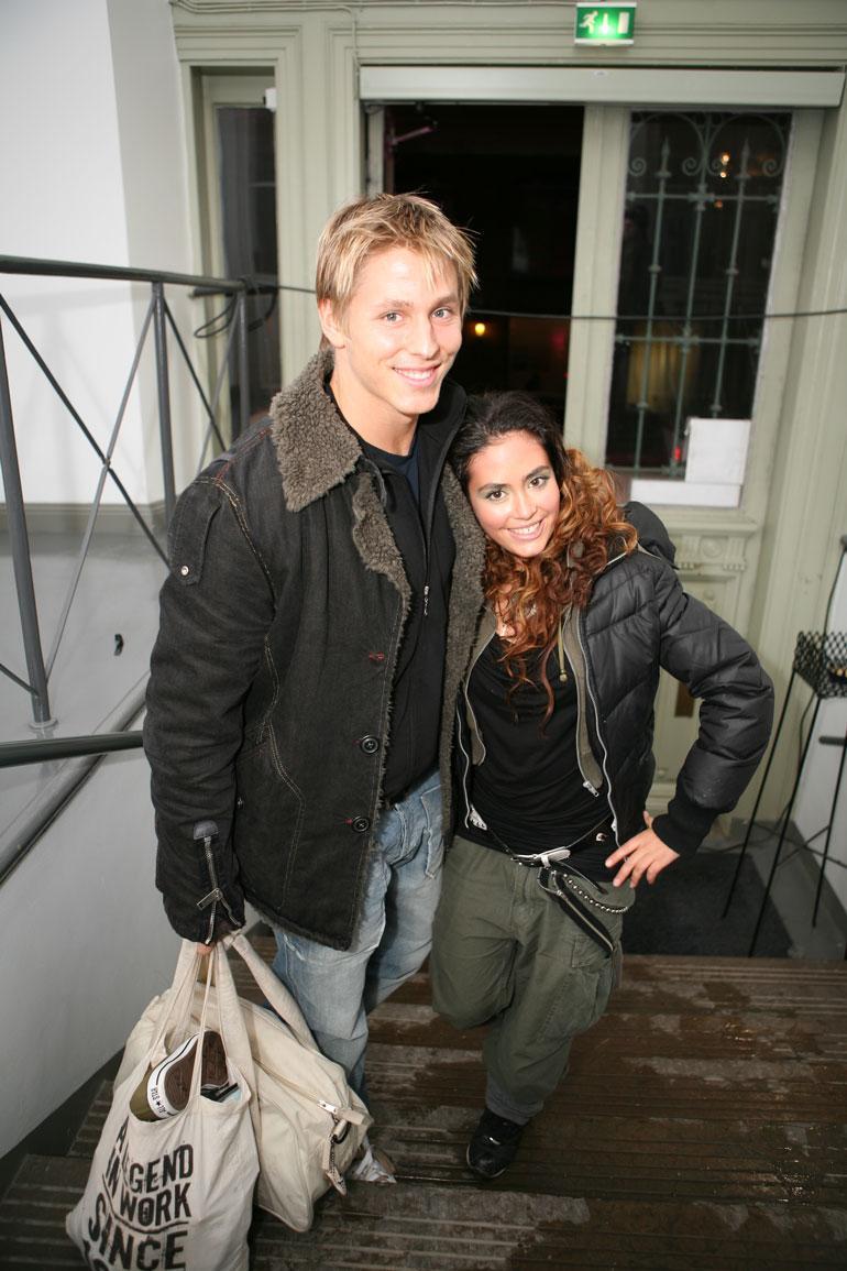 Markus seurusteli aikaisemmin laulaja Sofia Zidan kanssa.