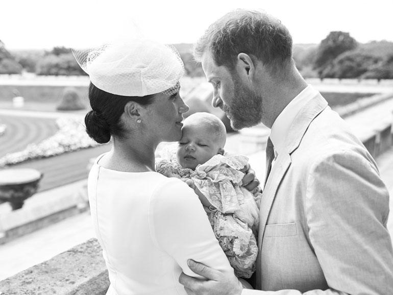 Sussexin herttuaparin esikoista ei voi tituleerata pikkuprinssiksi. Pelkkä Archie riittää!