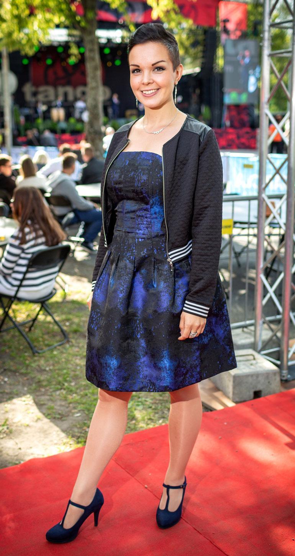 Maria Tyyster kruunattiin tangokuningattareksi viisi vuotta sitten.