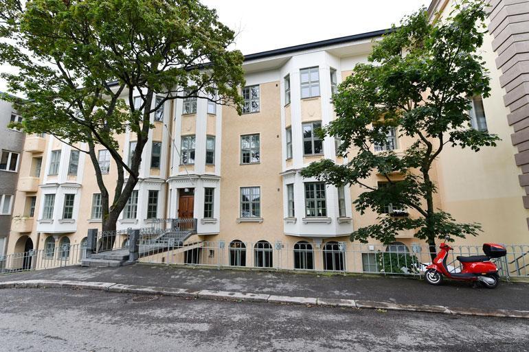 Martina ja Stefan muuttivat Helsingin Tähtitorninmäellä sijaitsevaan luksuskotiin kaksi vuotta sitten.
