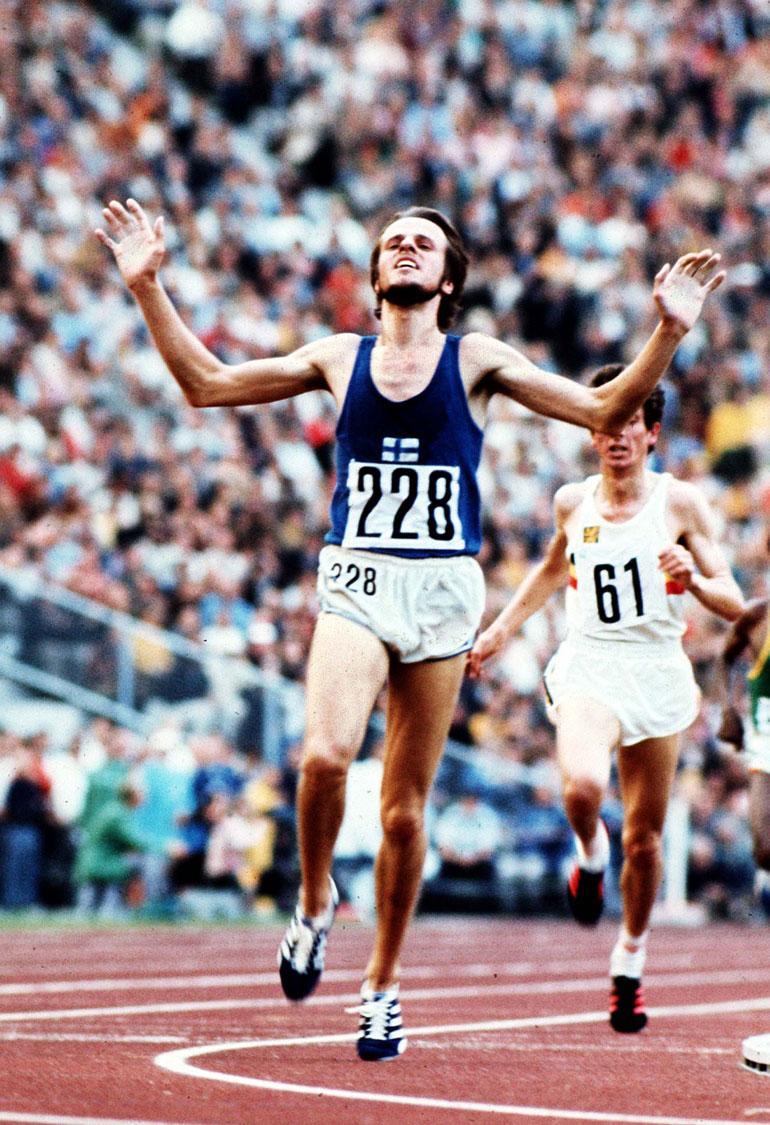 Lasse Virén hätkähdytti maailmaa vuonna 1972, kun hän voitti  10 000 metrin matkan kaatumisestaan huolimatta. Lisäksi hän teki uuden maailmanennätyksen.