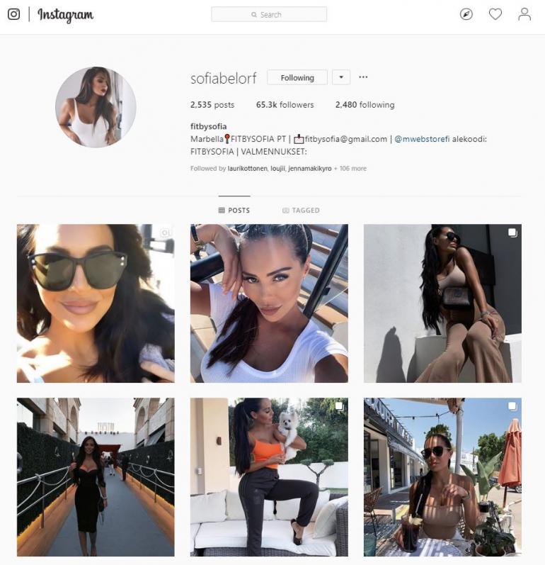 shoppailemaan Instagram posts