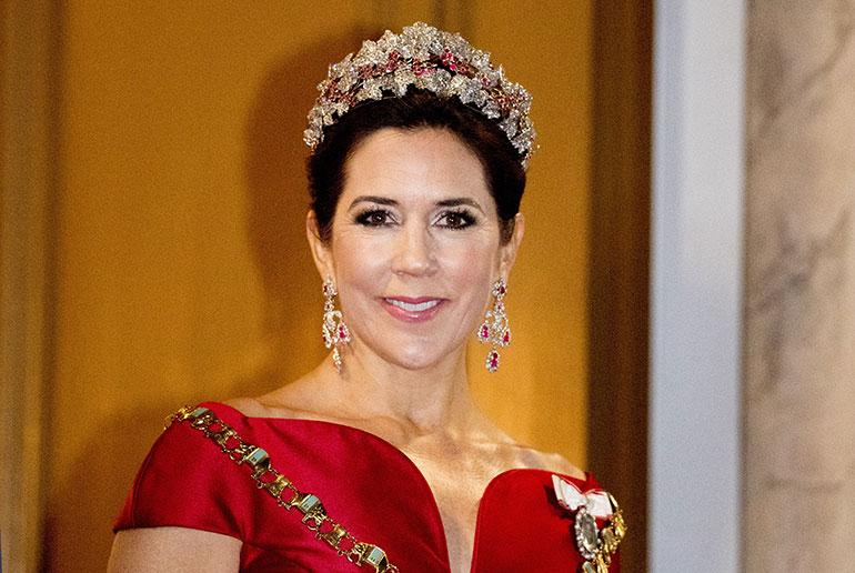 Kruununprinsessa Mary