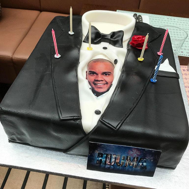 Ernest Lawsonin kakku