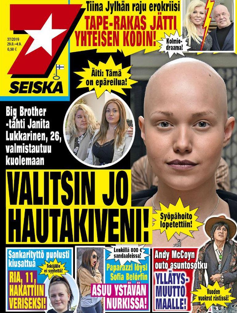 Janita Lukkarinen Seiska
