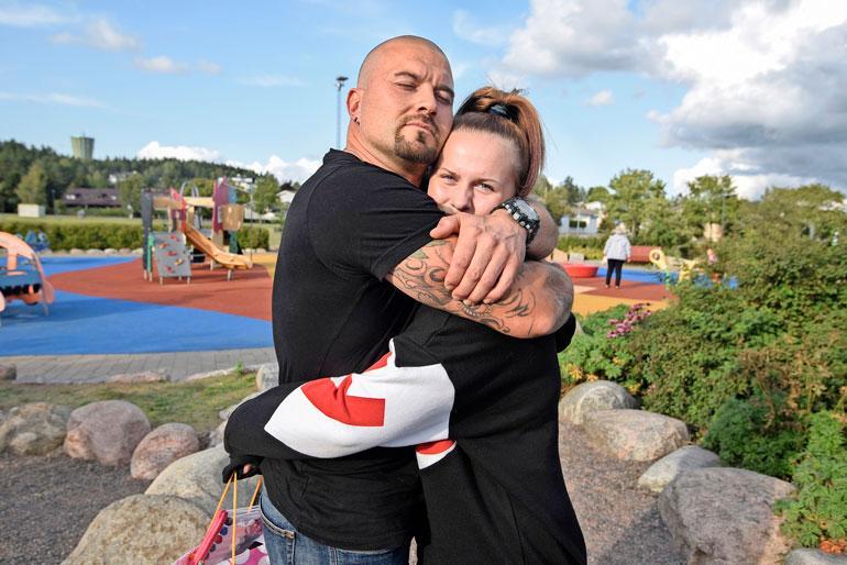Antti ja Ria Reilimo