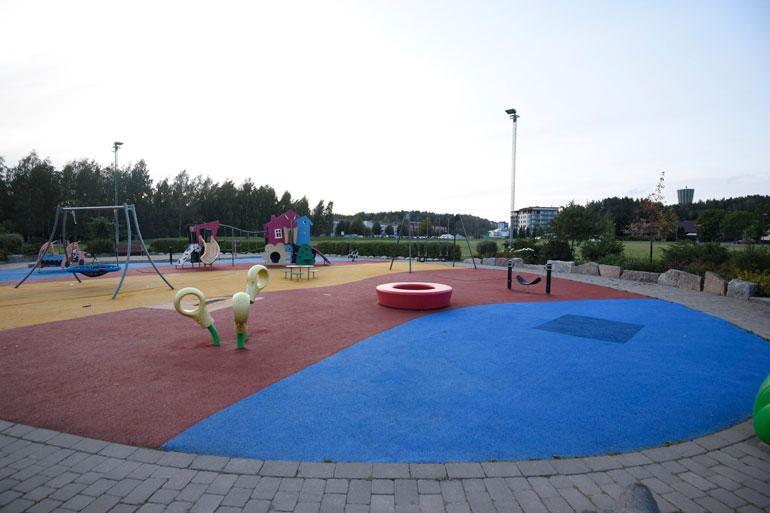 Kaarinan leikkipuisto