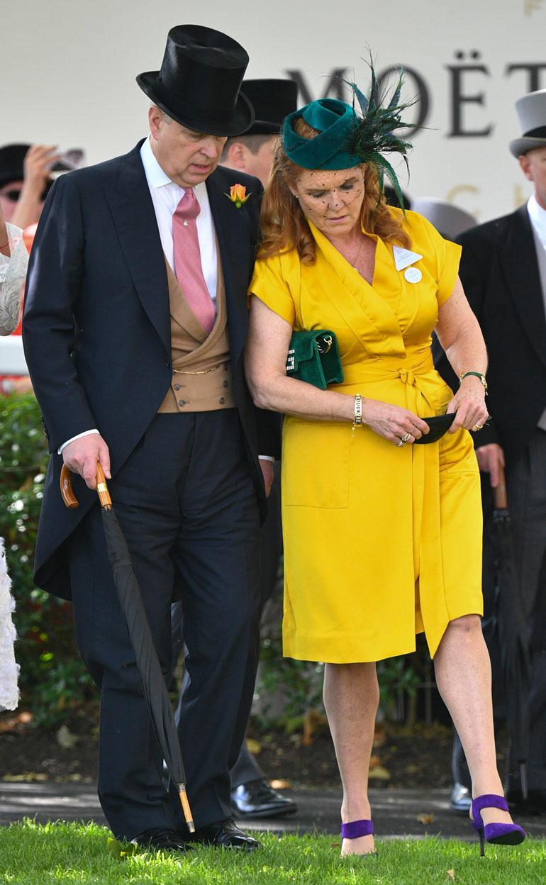 Fergie ja Andrew eivät ole julkisesti myöntäneet eivätkä kieltäneet olevansa taas seurusteleva pariskunta.