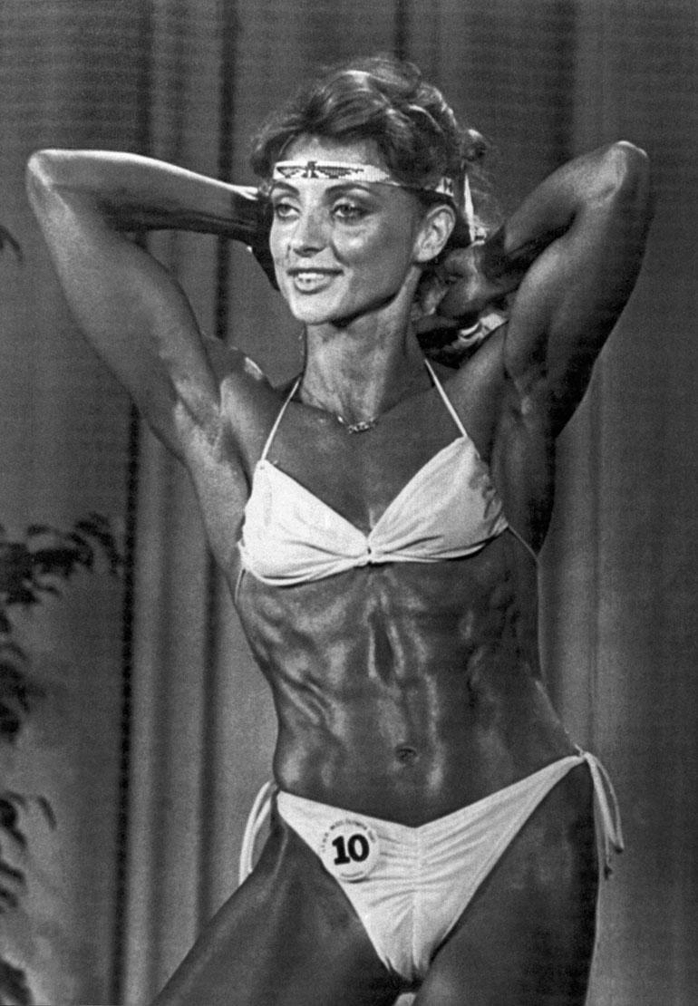 Kike voitti Miss Olympia -kilpailun vuonna 1981.