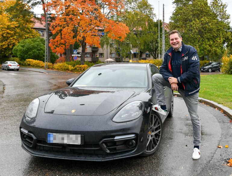 Saksalaiseen menopeliin satsannut Jeti ei ikävöi vanhaa Ferrariaan.