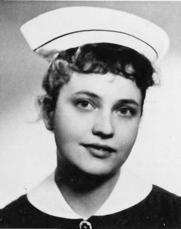 21-vuotias sairaanhoitajaoppilas Eine Nyyssönen oli toinen Tulilahden kaksoismurhan uhreista.