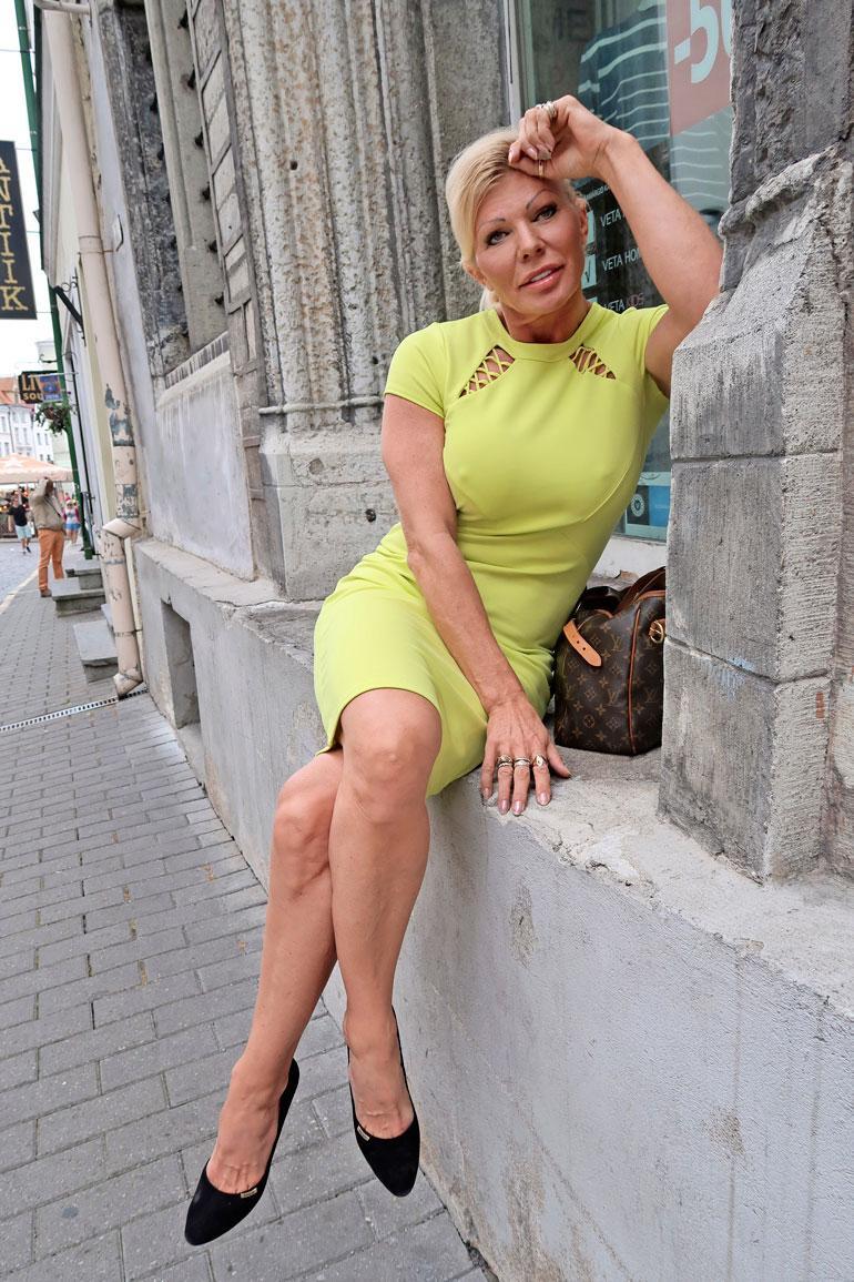 Tiina Jylhä on jatkanut työntekoa onnettomuuden jälkeen.