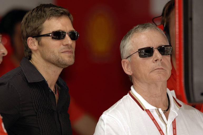 Kimi oli kartingissa huippulahjakkuus, mutta ilman Steve ja David Robertsonin managerointia hänestä ei olisi koskaan tullut F1-kuskia.