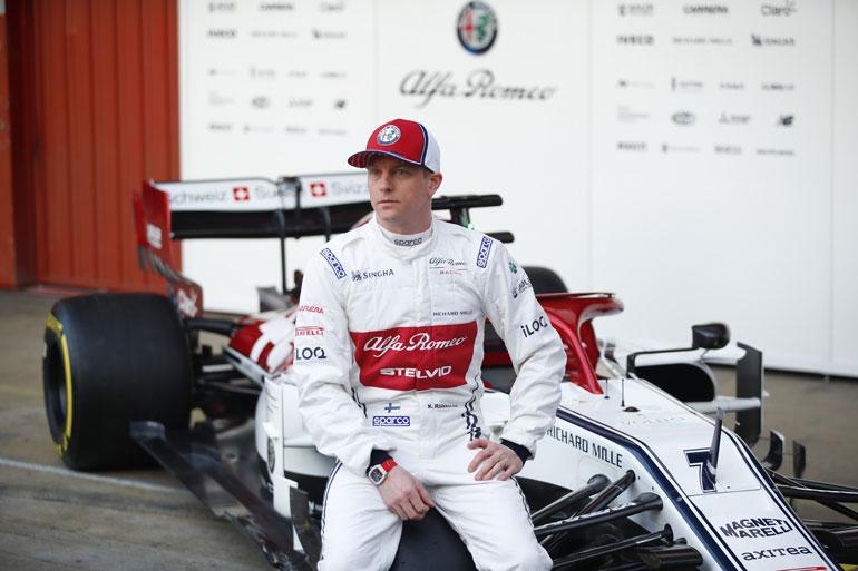 Kimi-Matias Räikkönen on voittanut F1-urallaan maailmanmestaruuden ja 21 osakilpailua.