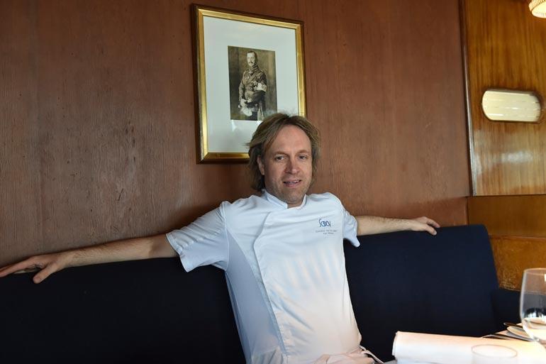 Kape jätti helsinkiläisen klassikkoravintola Savoyn keittiömestarin pestin.
