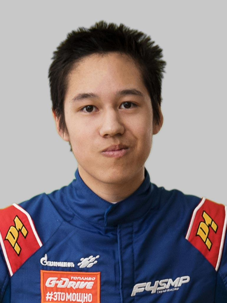 18-vuotis Max Salo aloitti tänä vuonna uransa pikkuformuloissa.