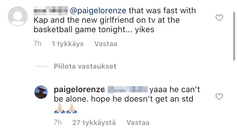 paige lorenz