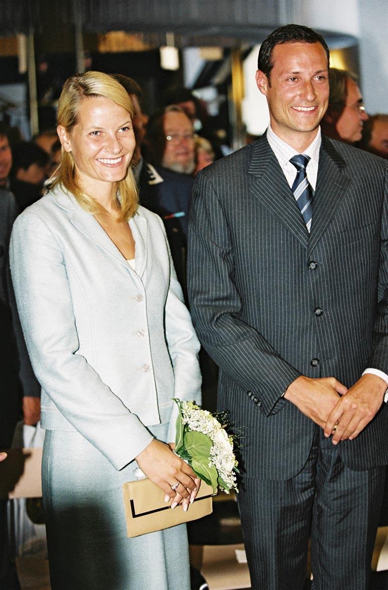Mette-Marit ja Haakon