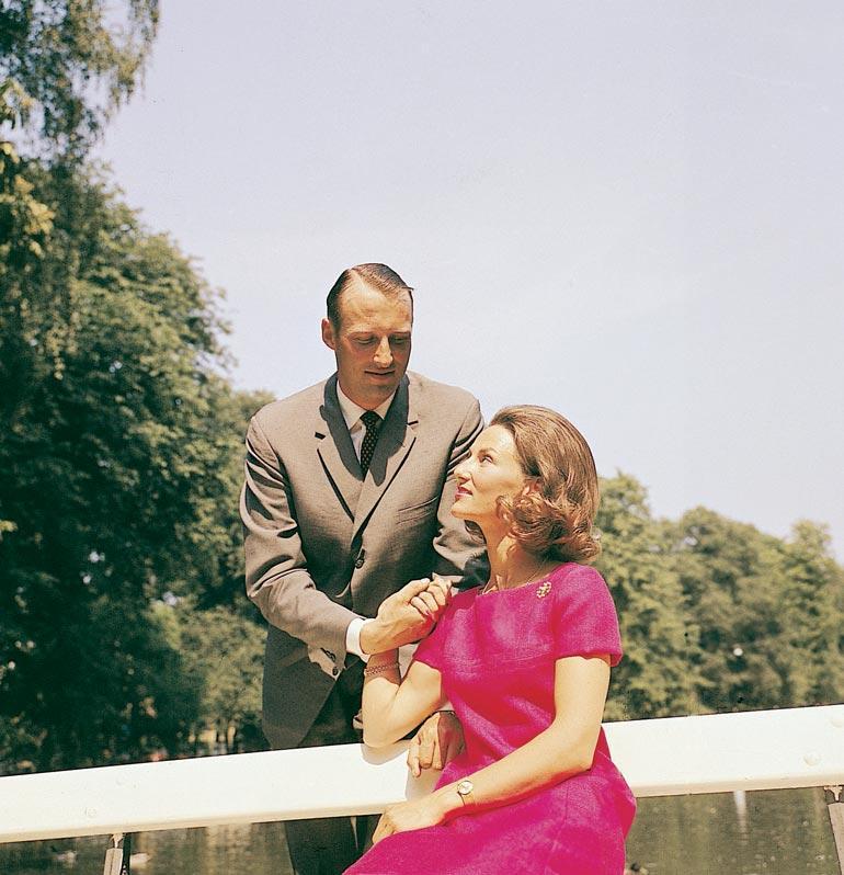 Harald ja Sonja