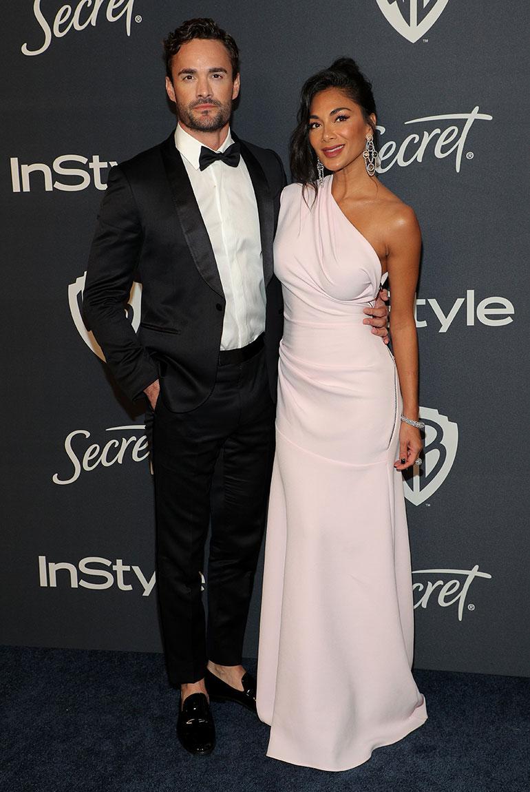 Thom Evans ja Nicole Scherzinger