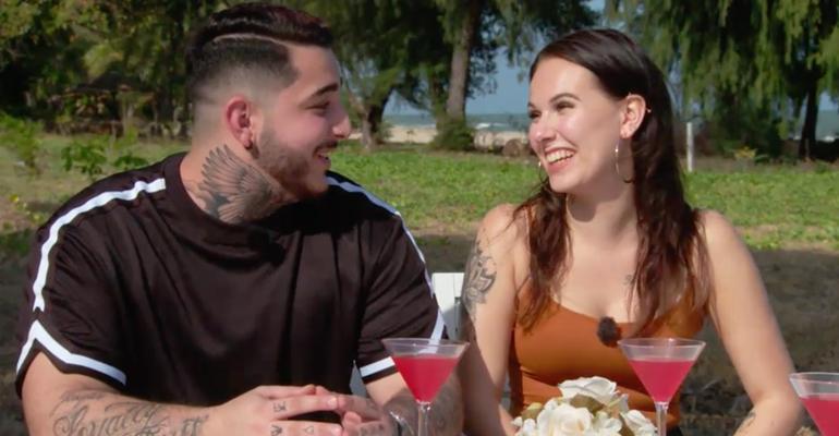 Karim ja Josku palaavat Temptation Islandille.