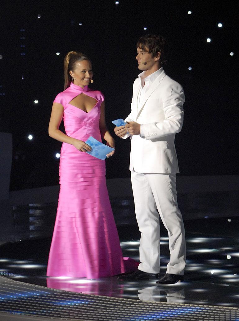 Mikko Leppilampi ja Jaana Pelkonen
