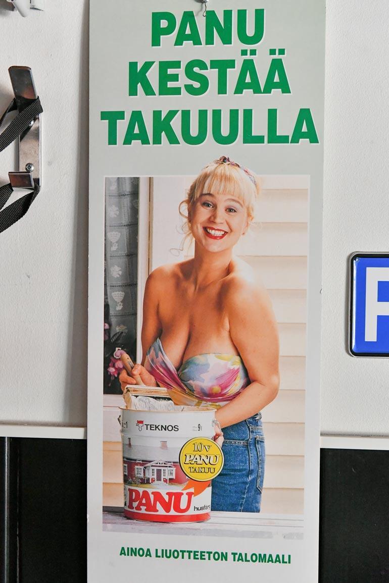Anne Marie nosti Panu-tyttönä Teknoksen maalit huikeisiin myyntilukemiin, mutta hänelle itselleen ei mainoksista lopulta paljoa käteen jäänyt.