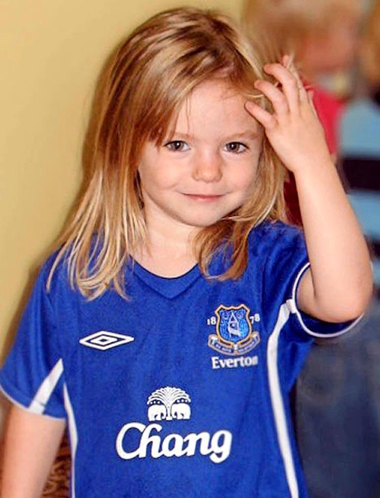 Kolmevuotiaana kadonneen Madeleinen tapaus on murtanut perheen sydämet. Tytön kohtalosta keväällä 2007 ei ole jälkeäkään.