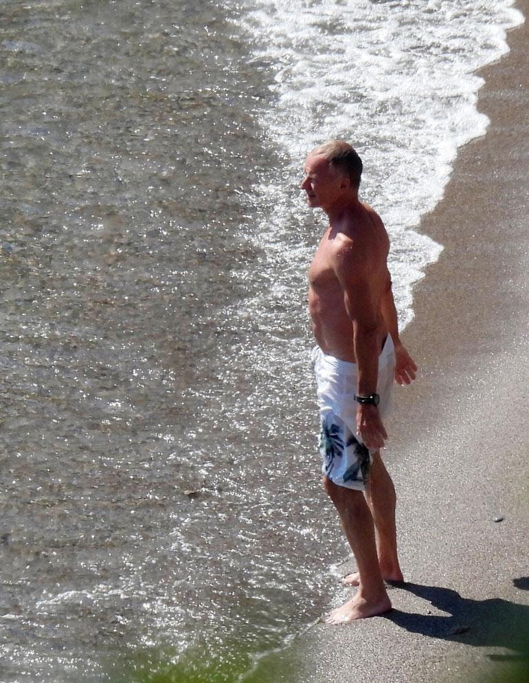 Sting rannalla
