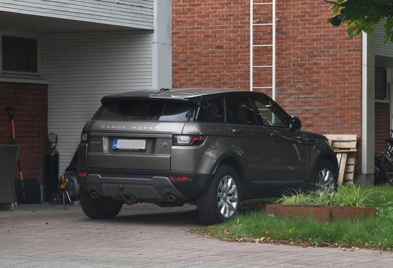 Beata Papp kävi autokaupoilla.