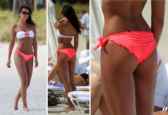 Sara Chafak VS Kim Kardashian - kumman peppu on parempi?