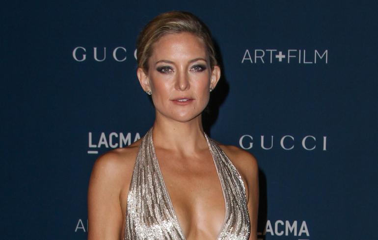 Kate Hudson: Minulla ei ole varaa mekkoihin!